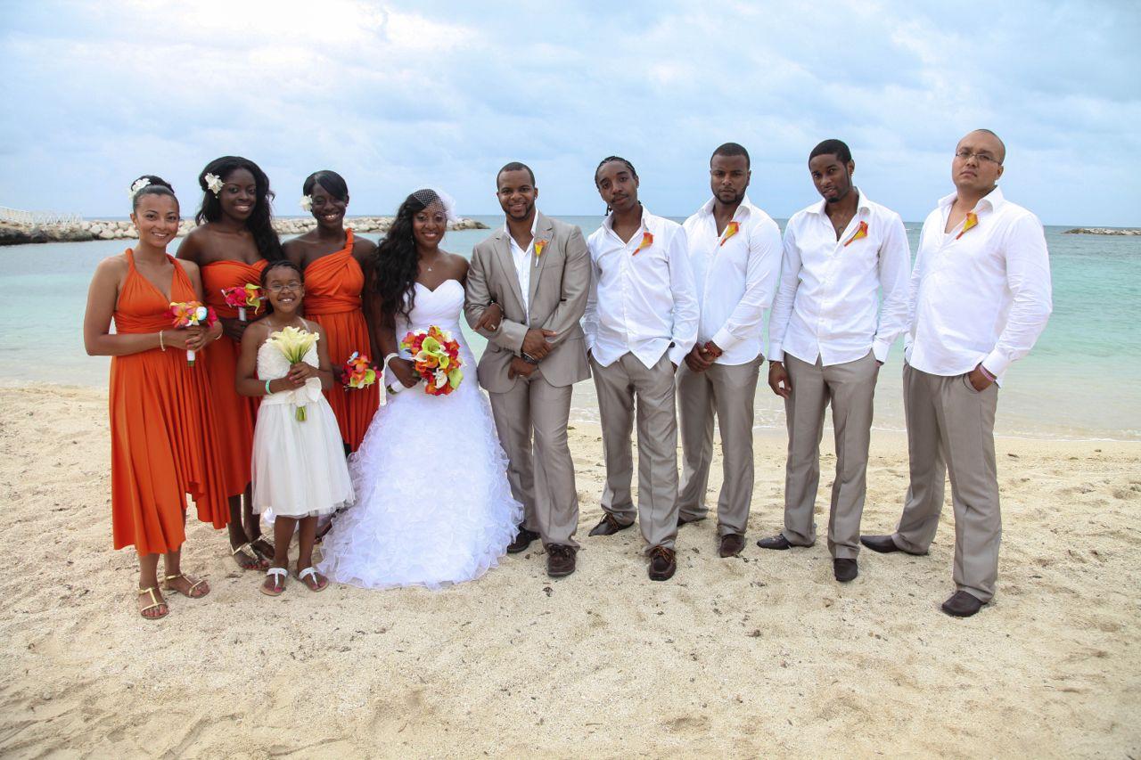 Grand Palladium Jamaica Destination Wedding Blog