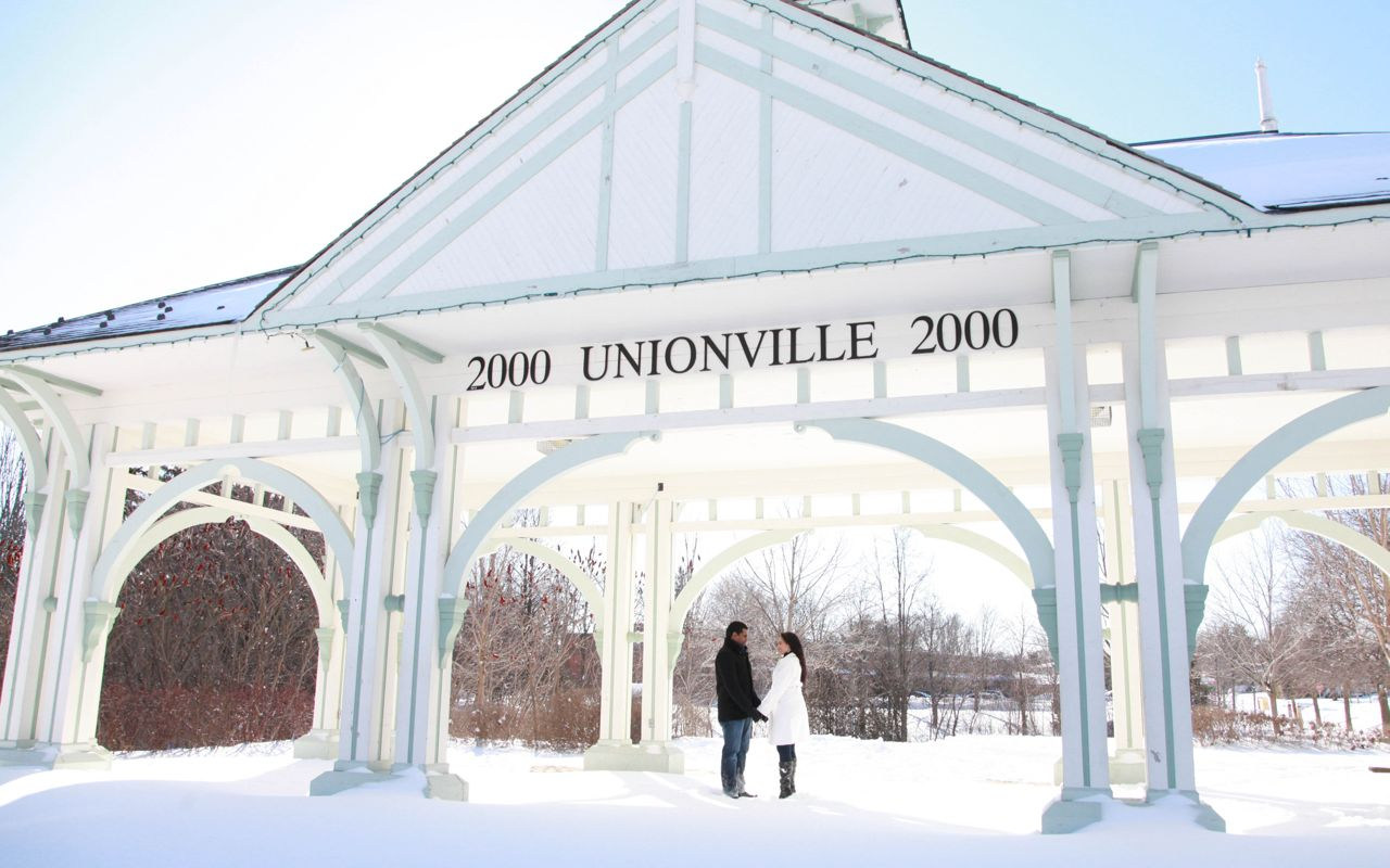 Unionville Markham Engagement Session Blog