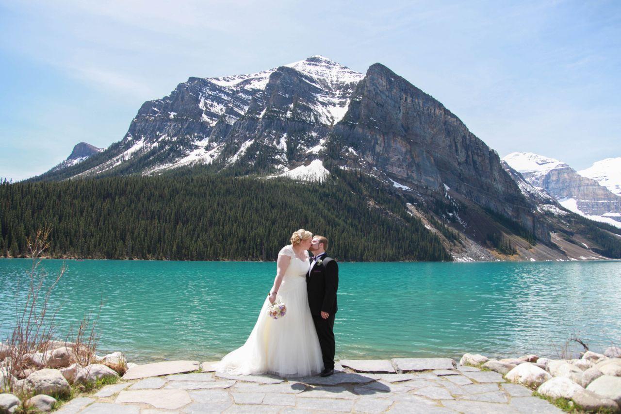 The Fairmont Chateau Lake Louise Wedding Blog