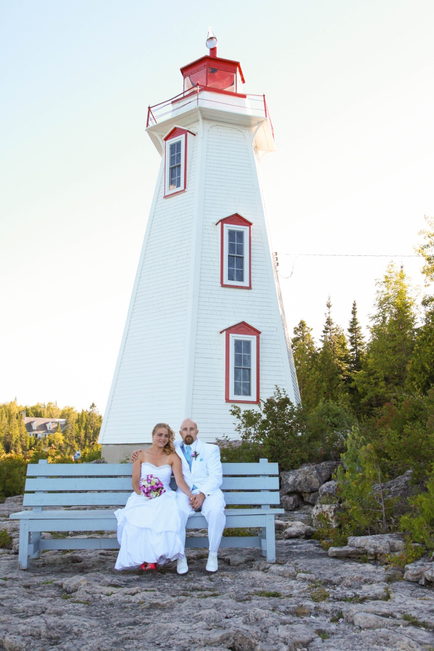 Big Tub Lighthouse Tobermory Wedding | Blog