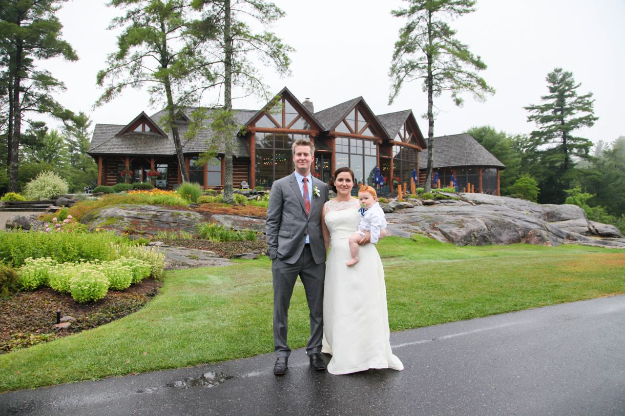 Rocky crest resort wedding