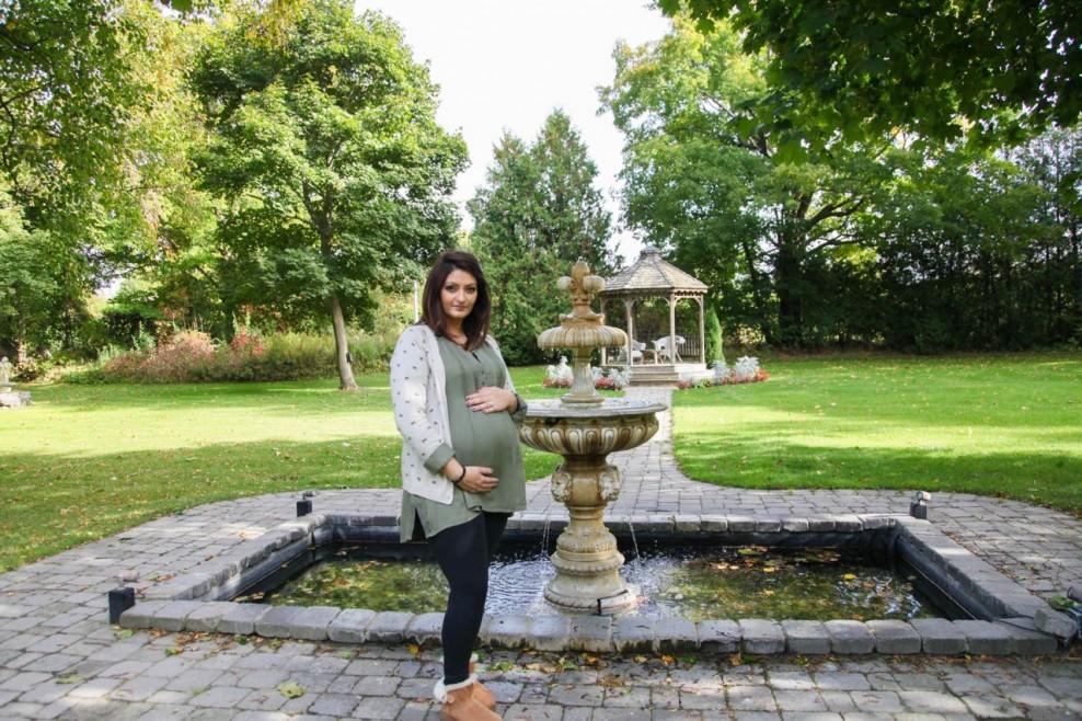 maternity photos caledon