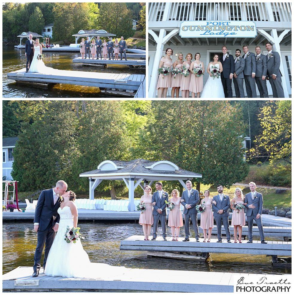 portcunningtonlodgewedding